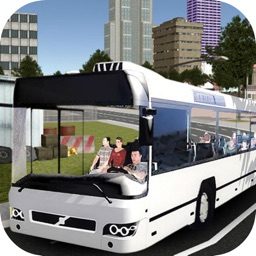 Tourist Bus Driving Sim