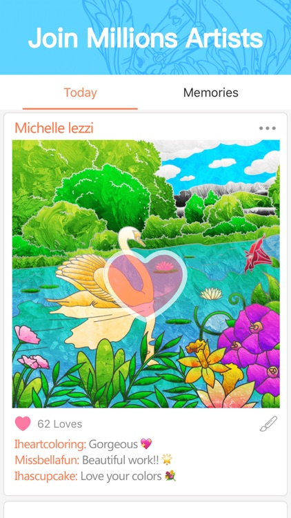 Colorfly : Coloring Book screenshot-3