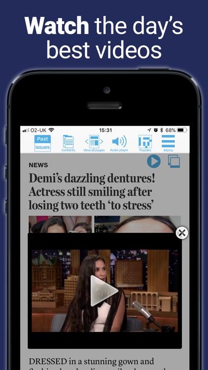 Mail Plus – Daily Mail screenshot-3