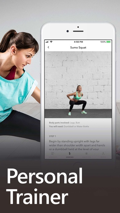 download Female Fitness Women Workout apps 1