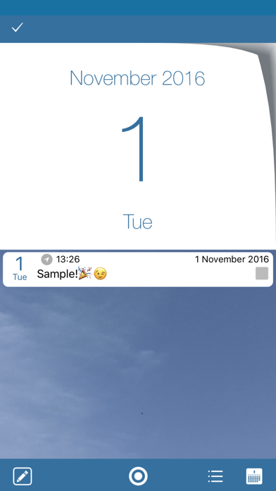 瞬間日記 Tale (Moment Diary) ScreenShot3