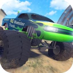 Crazy Monster Stunts Race