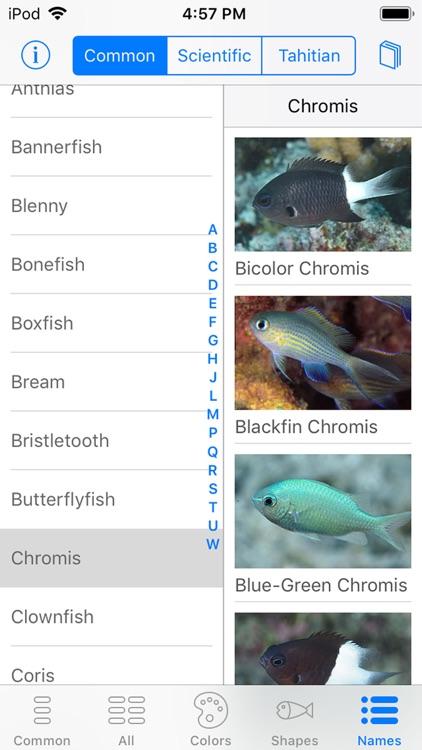Tetiaroa Fish Guide screenshot-5