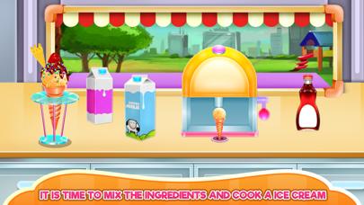 Ice Cream Truck Cleaning Screenshot