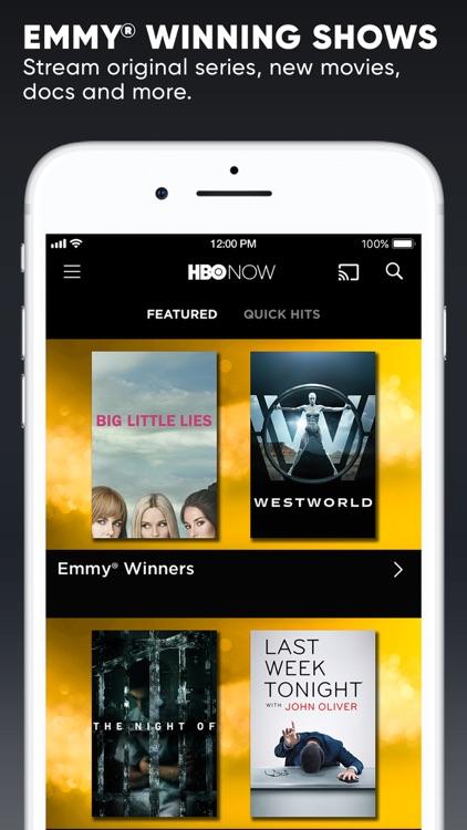 HBO NOW screenshot-3