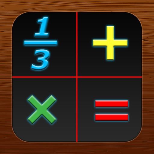 Scientific Calculator Elite - Fraction Calculator