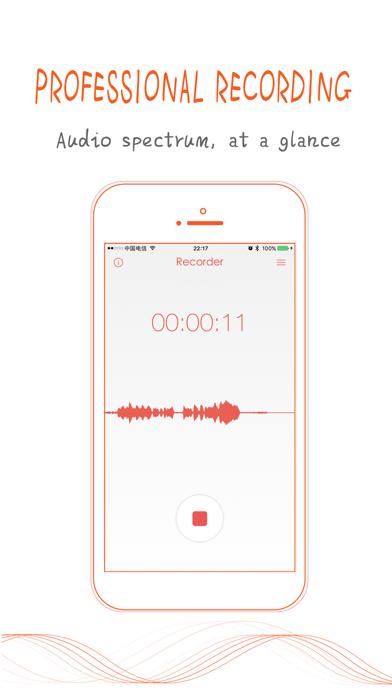 Recorder - Voice & Audio