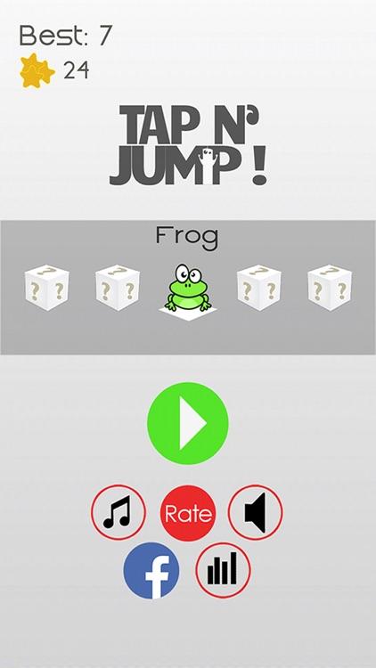 Tap n' Jump !