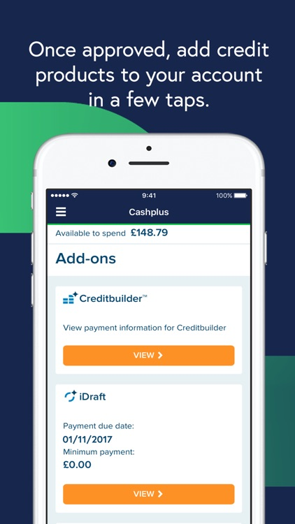 Cashplus Mobile App screenshot-2