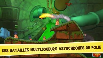 Screenshot #2 pour Worms3