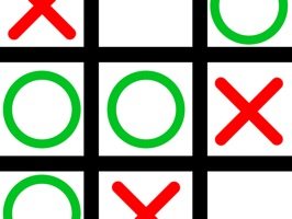 Tic Tac Toe Stickers & Game