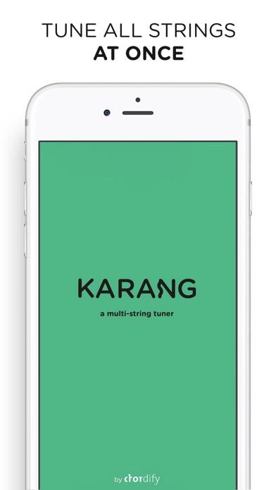 Karang – Tuner for Guitar screenshot one