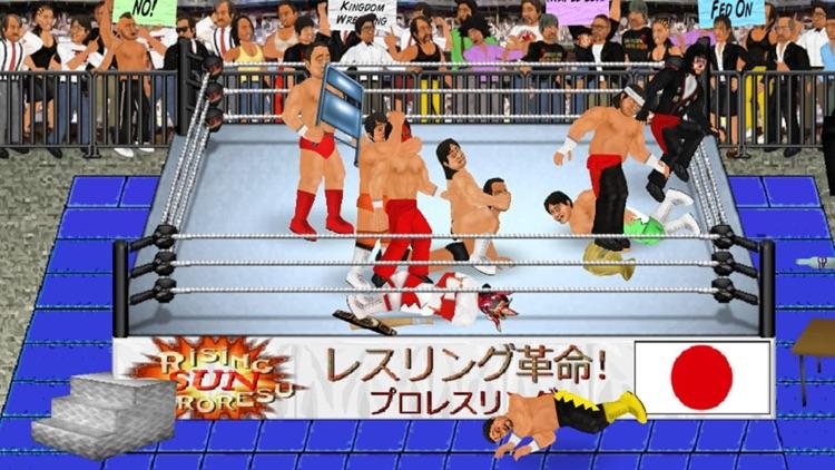Wrestling Revolution screenshot-4