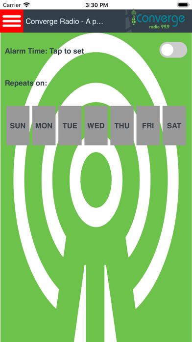 Converge Radio screenshot three