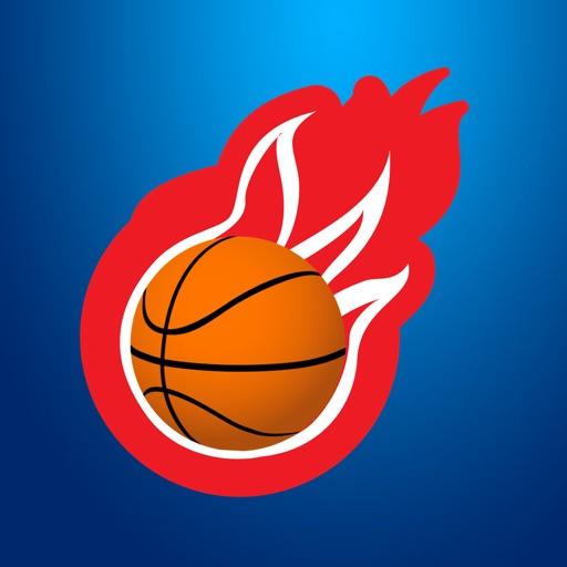 Bouncy Basket: Trick Shot King iOS App