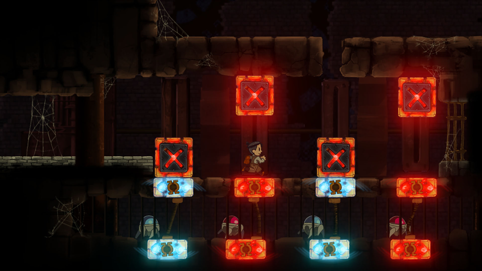Teslagrad screenshot 15
