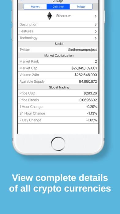 Crypto market scanner app / Iota coin team generator