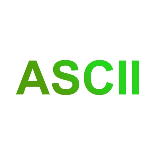ASCII Converter++ Simple