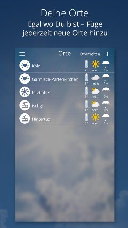 wetter.de - Wetter und mehr screenshot-4