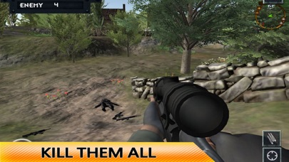 US Military Sniper Shoot War screenshot three