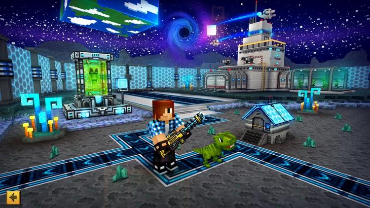 Pixel Gun 3D screenshot-4
