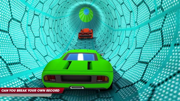 Car Stunts Vertical Mega Ramp screenshot-4