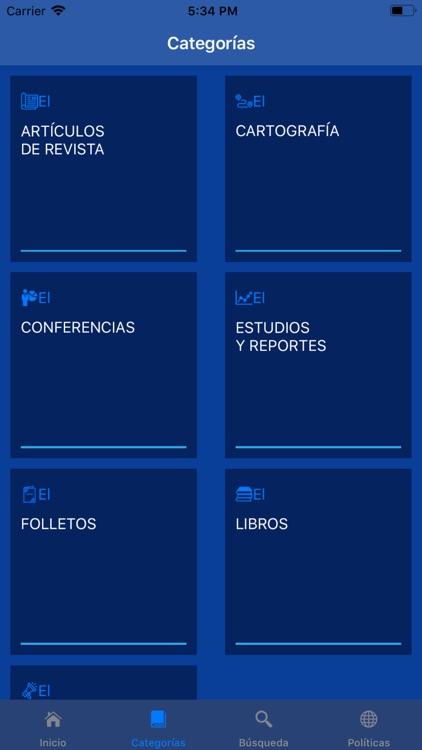 BiblioAgua screenshot-4
