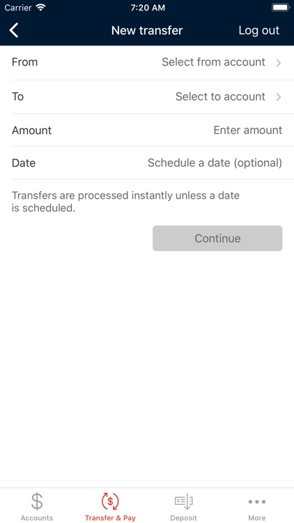 CresCom Bank Mobile screenshot-4