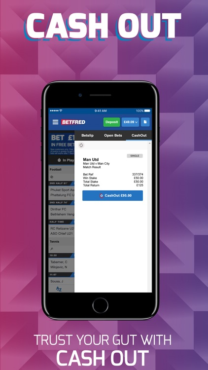Betfred– Sports Betting & More screenshot-2