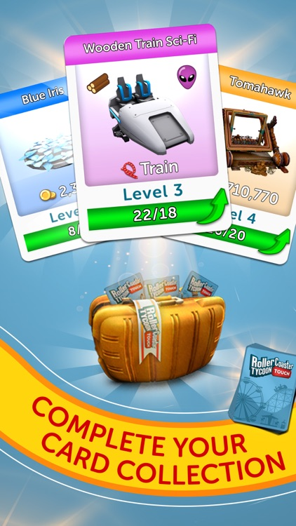 RollerCoaster Tycoon® Touch™ screenshot-3