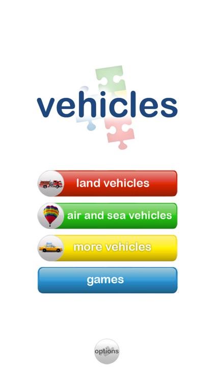 Autism iHelp – Vehicles