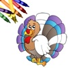 Thanksgiving Coloring Book!