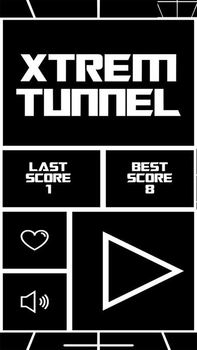 Xtrem Tunnel Screenshot on iOS