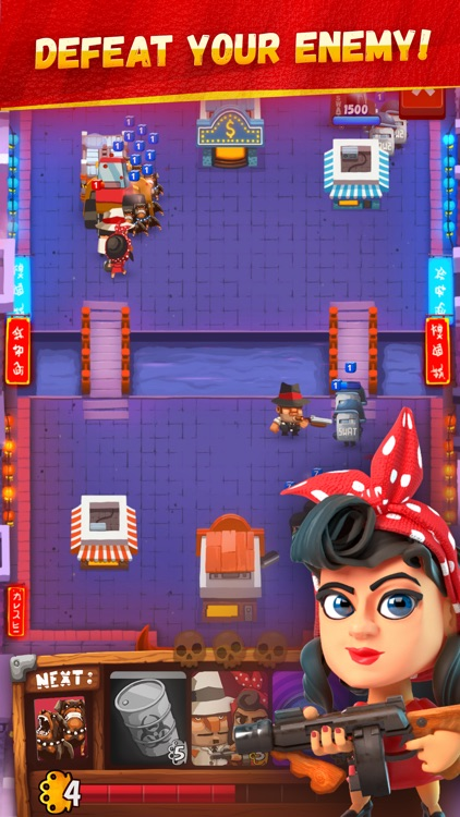 Goon Squad® screenshot-3