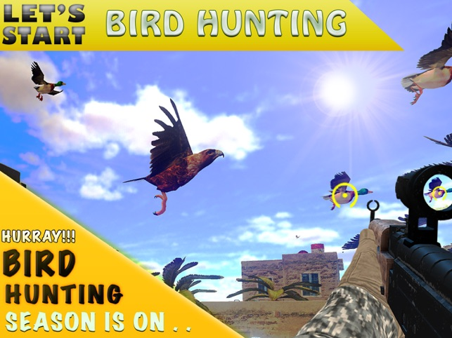 Bird Hunting 2018 Game, game for IOS