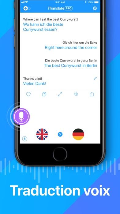 download iTranslate Traducteur apps 1