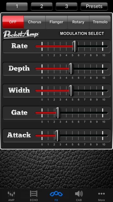 PocketAmp - Guitar Amp Effects-2