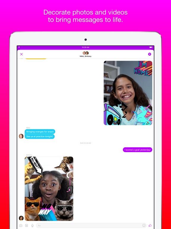 Messenger Kids screenshot 9