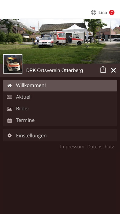 DRK Ortsverein Otterberg screenshot 2