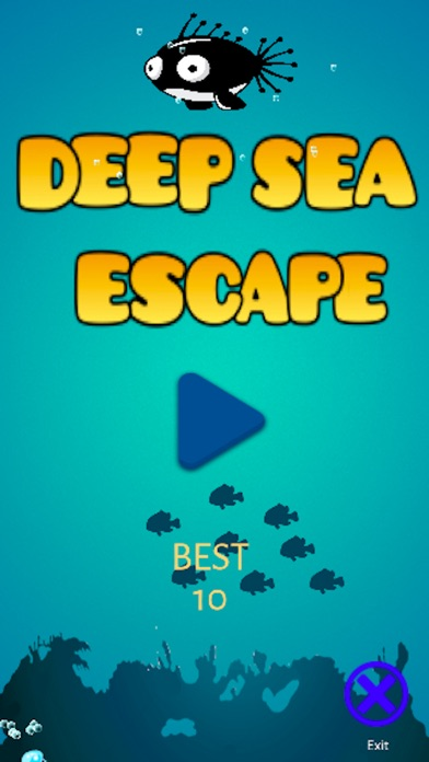 deep sea bubble app image