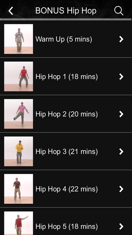Salsa Dance Fitness Workouts screenshot-3