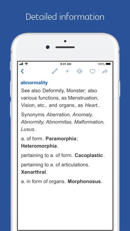 Medical Thesaurus