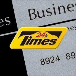 タイムズ駐車場検索 for Biz