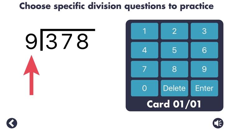 MathEdge Division screenshot-4