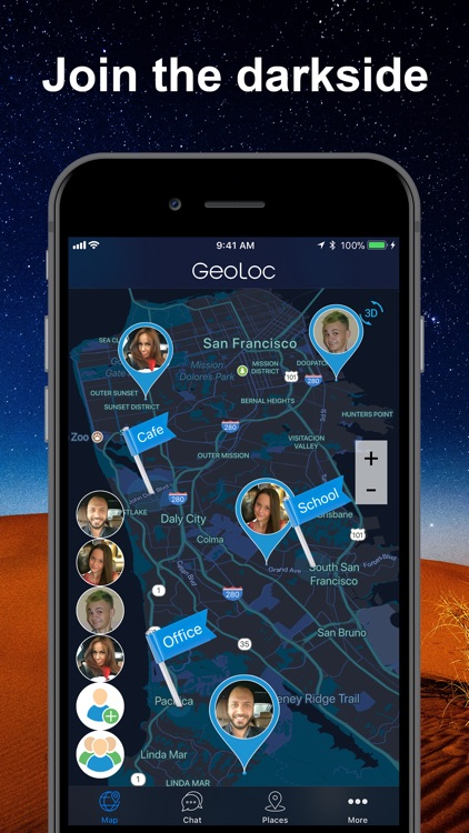 GeoLoc Family Location Tracker screenshot-6