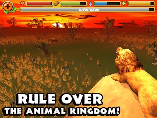 Safari Simulator: Lion на iPad