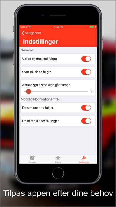 Odin Alarm - 112 Puls Screenshots