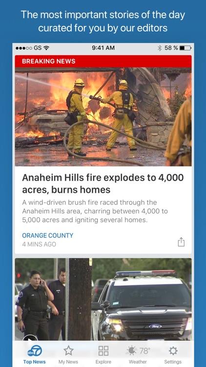ABC7 Los Angeles screenshot-0