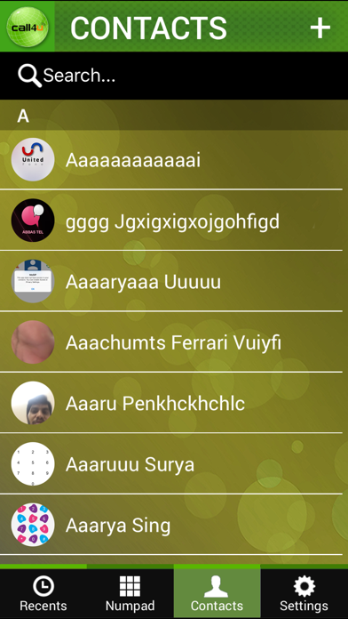 Call4U screenshot four