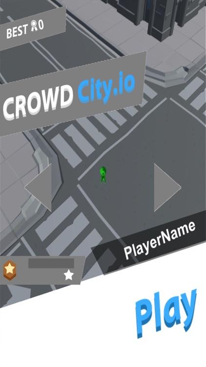 New Crowd City